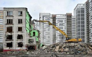 Первое жилье в рамках реновации уже ждет столичных новоселов